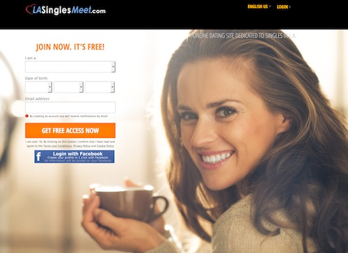 Los angeles dating websites